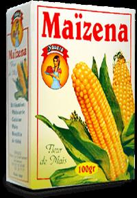 Maïzena (Amidon de Maïs) 100g
